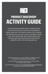 New York Times - Product Activity Discovery Guide